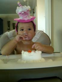 Ashlyn's 1st Birthday